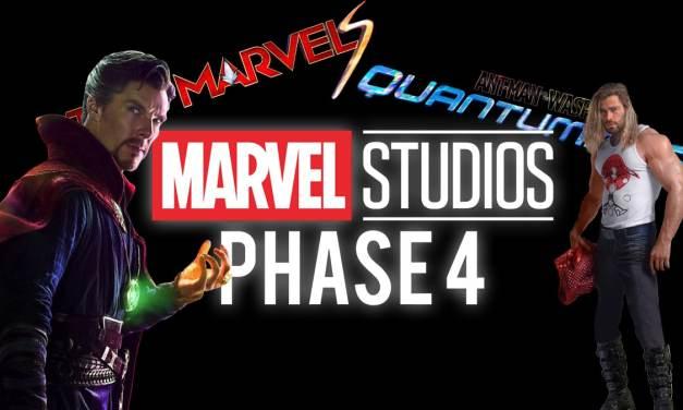 Marvel Studios Unexpectedly Postpones Phase 4 Film Slate Pushing Back Doctor Strange 2, Black Panther 2, and More