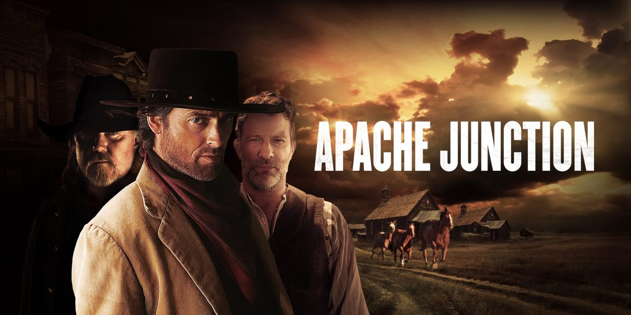 Apache Junction Movie Review: Generic Western Rides In One Ear and Out The Other