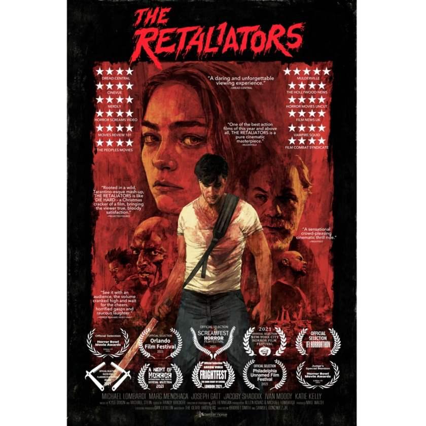 The Retaliators Review: Heavy Metal Grindhouse Horror That Misses The Mark - The Illuminerdi