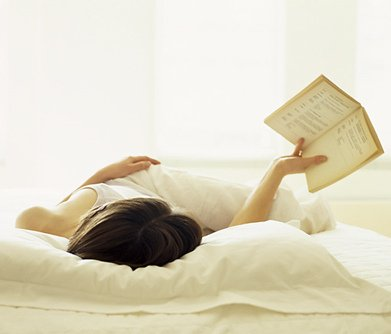 how to become immortal - woman reading Immortality