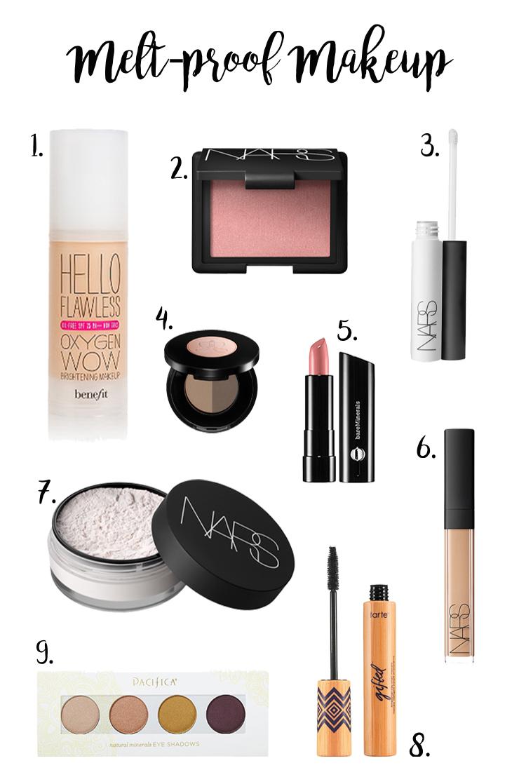 Meltproof Makeup