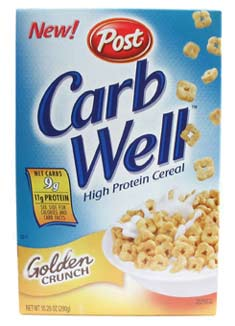 Carb Well Golden Crunch