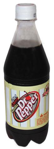 Diet Cherry Vanilla Dr Pepper