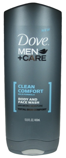 Review Dove Men Care Clean Comfort Body And Face Wash The Impulsive Buy