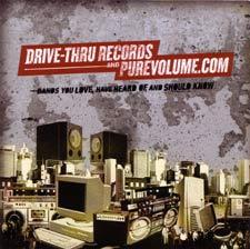 Drive-Thru PureVolume.com Comp