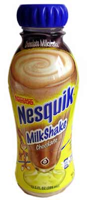 Nesquik Milkshake