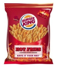 NEWS: Burger King's New Hot Fries Snack Makes Me Want To Add