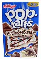 Hot Fudge Sundae Pop Tarts