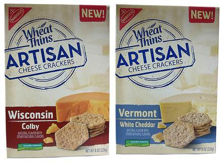 Wheat Thins Artisan