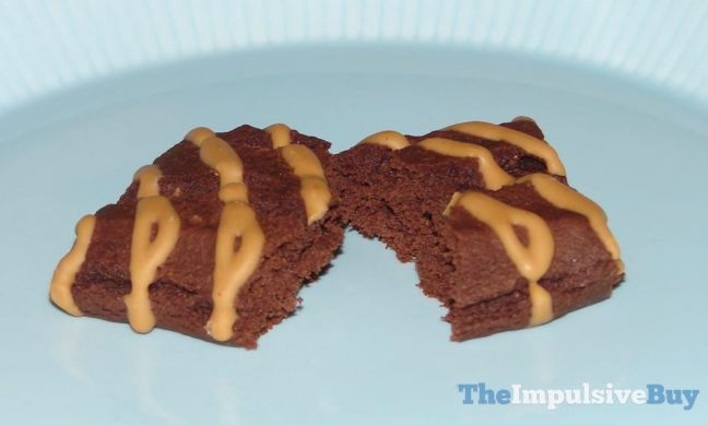 Fiber One 90 Calorie Brownies Chocolate Peanut Butter