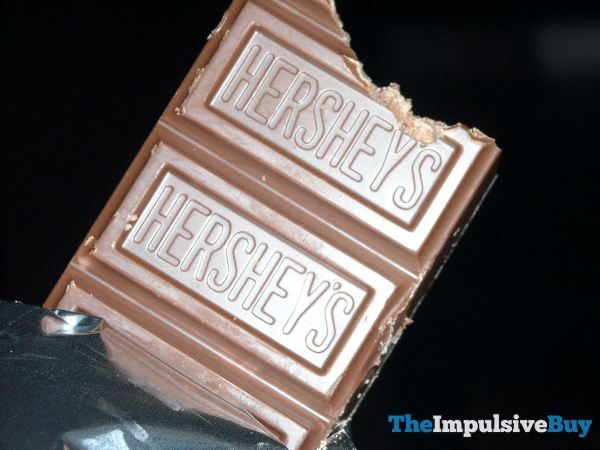 Hershey's Air Delight Aerated Milk Chocolate Bar Outtards