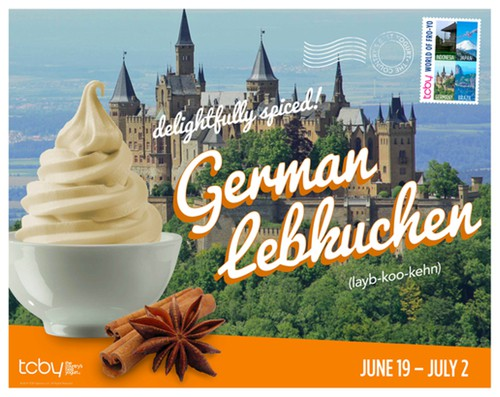 TCBY Poster 2014 Flavor Germany Lebkuchen Final 1