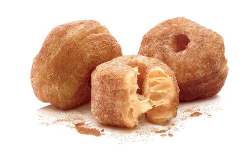 Jack in the Box Croissant Donuts