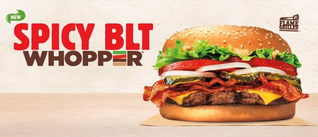 Fast food news burger king spicy big fish sandwich and for Burger king big fish