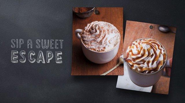 Starbucks Tiramisu Latte