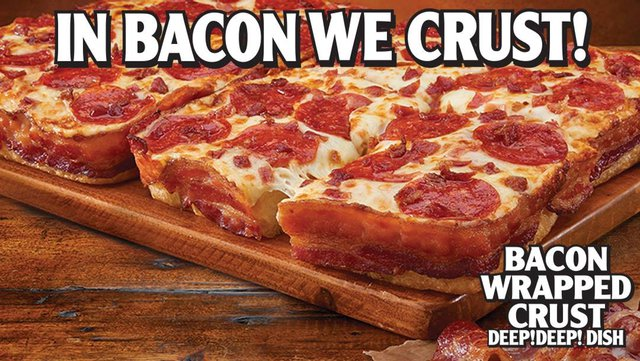 Bacon Crust