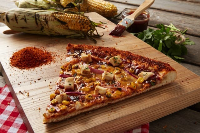 Sbarro BBQ Chicken Pizza