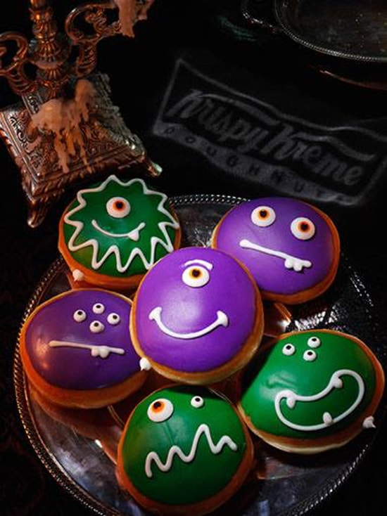 Krispy Kreme Monster Donuts