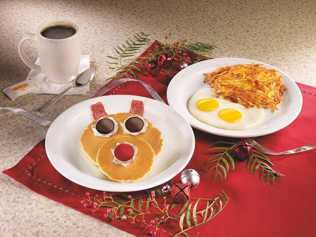 Rudolph Pancake Breakfast
