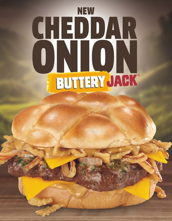 Cheddar Onion Buttery Jack