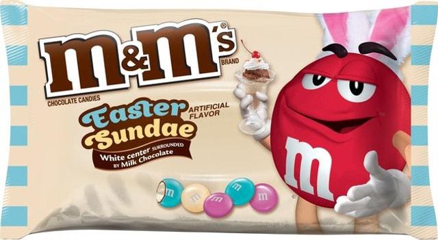 Easter Sundae M M s