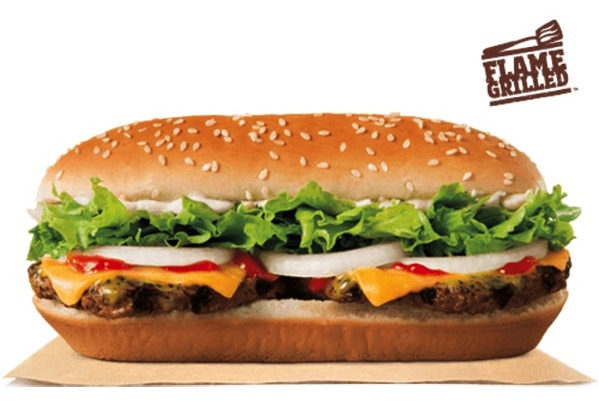BK Extra Long Buttery Cheeseburger2