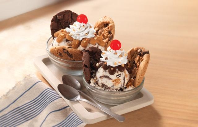 Baskin Robbins Cookie Jar Mashup Ice Cream