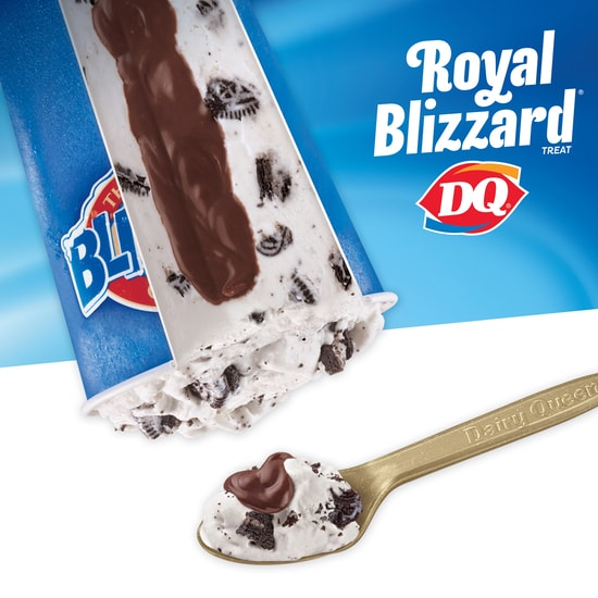 Dairy Queen Royal Blizzards