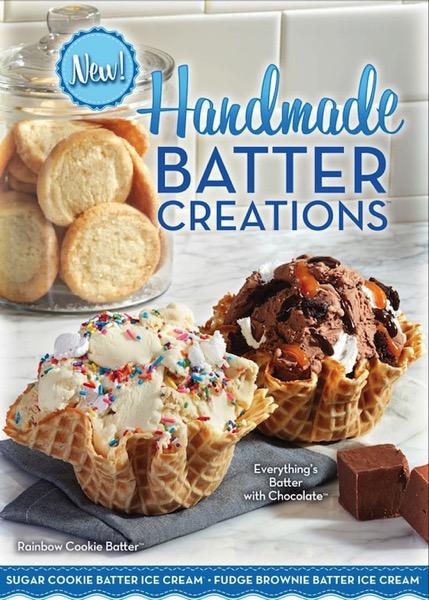 Cold Stone Creamery New Batter Ice Cream Flavors