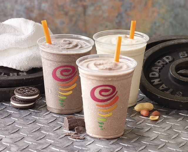 Jamba Juice Protein Smoothies
