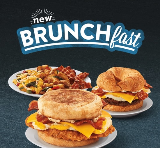 Jack in the Box Brunchfast