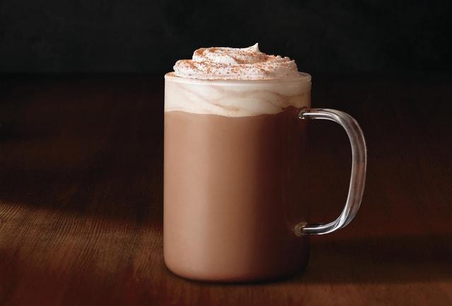 Starbucks Chile Mocha