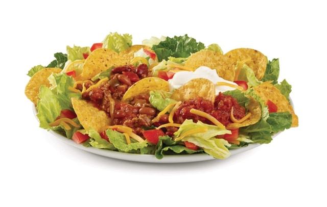 Wendy s Taco Salad