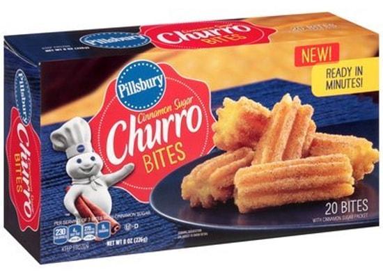 Pillsbury Cinnamon Sugar Churro Bites