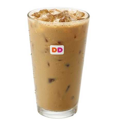 Fast Food News Dunkin Donuts Coconut Creme Pie Iced