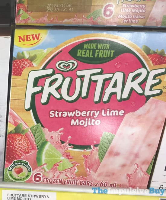 Fruttare Strawberry Lime Mojito