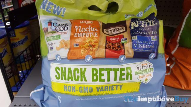 Snack Better Non-GMO Variety