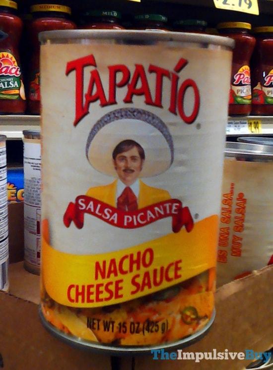 Tapatio Nacho Cheese Sauce