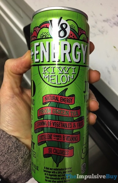 V8 Energy Kiwi Melon