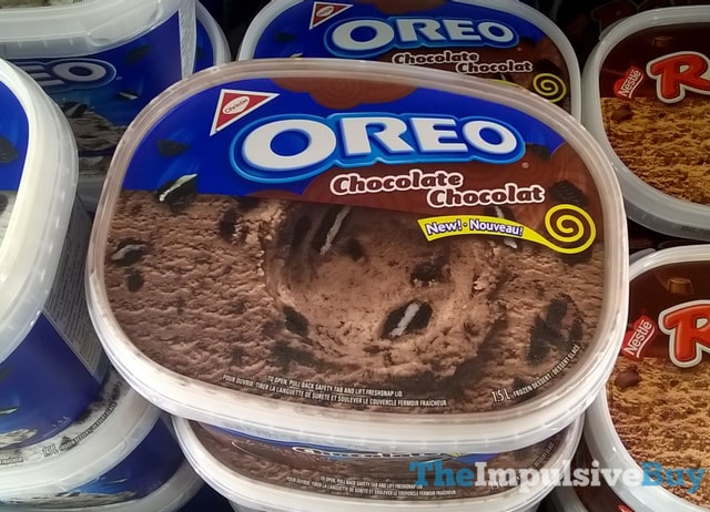 Christie Oreo Chocolate Frozen Dessert