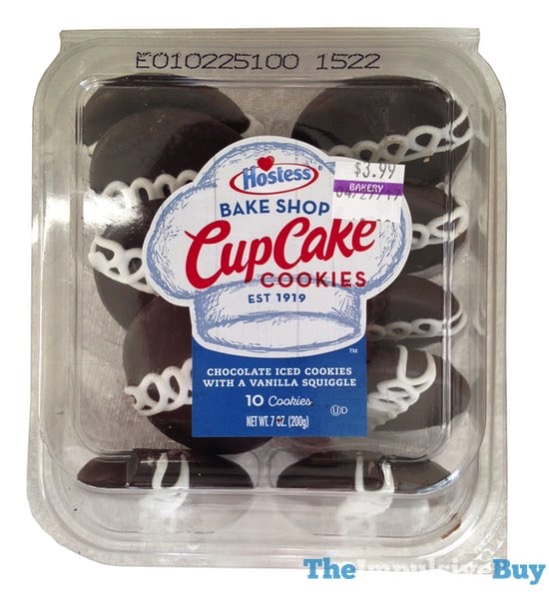 Hostess Bakeshop CupCake Cookies