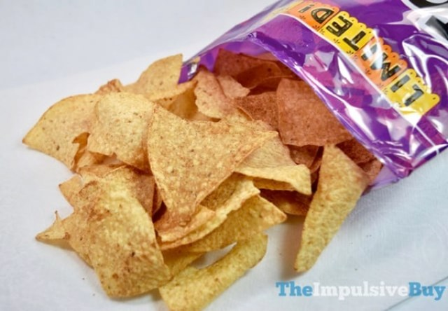 Limited Time Only Tostitos Sopapilla Cinnamon  Sugar Tortilla Chips 2