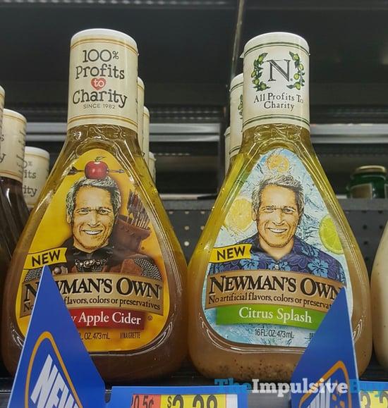Newman s Own Honey Apple Cider and Citrus Splash