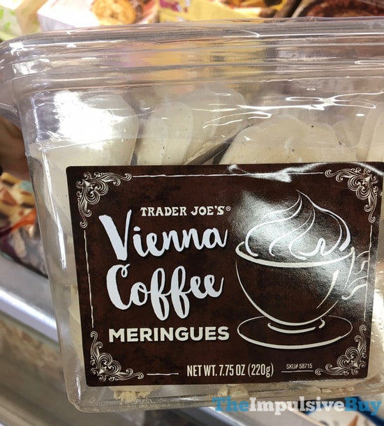 Trader Joe s Vienna Coffee Meringues