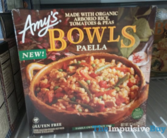 Amy s Bowls Paella
