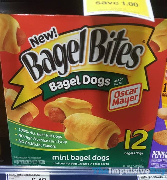 Bagel Bites Bagel Dogs