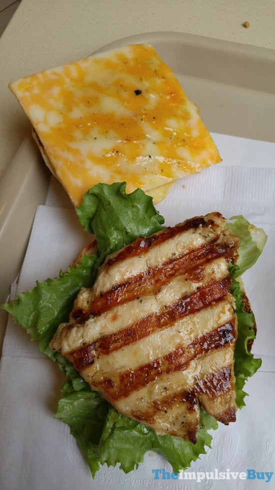 Chick fil A Smokehouse BBQ Bacon Sandwich 2