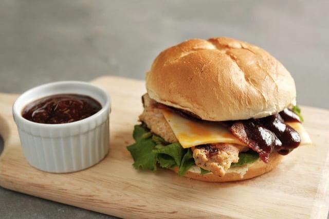 Chick fil A Smokehouse BBQ Bacon Sandwich