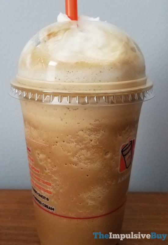 Dunkin Donuts Frozen Coffee 3
