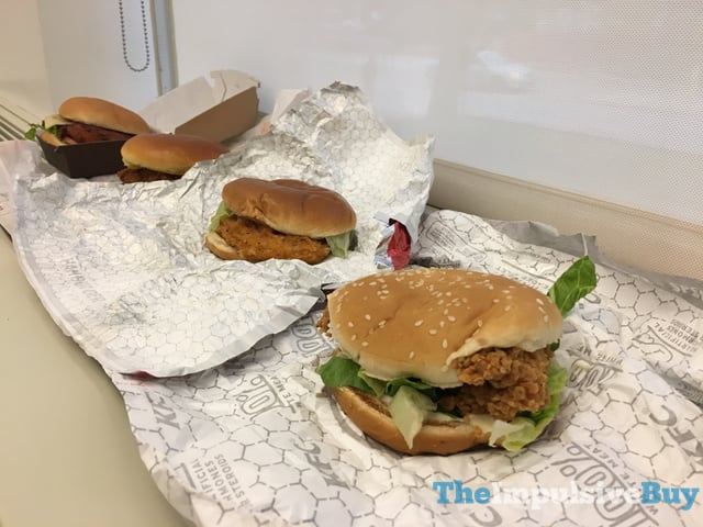 KFC Zinger 5